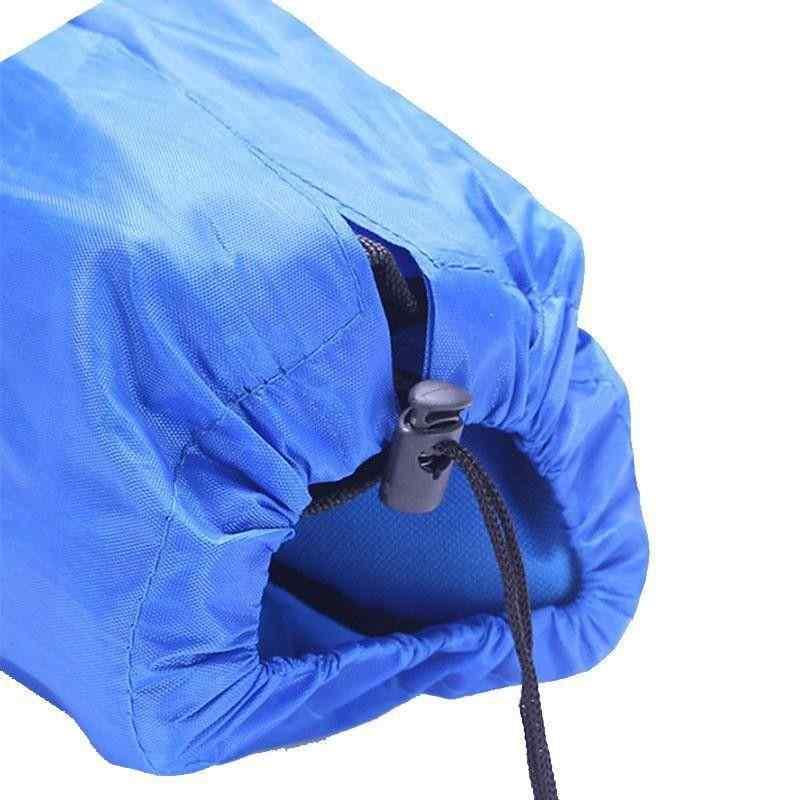Kamptex Kamp Seti Katlanır Kamp Sandalyesi + Bez Masa 2+1 Mavi