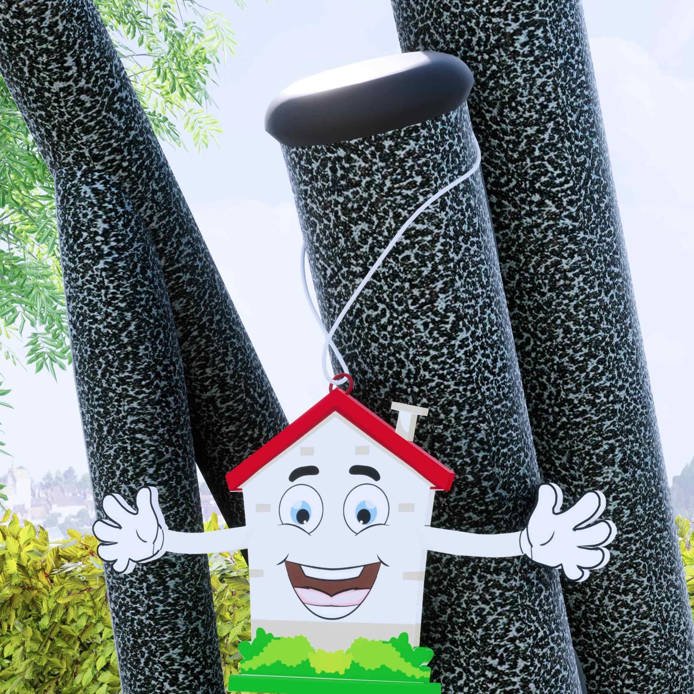 Yekta Yeşil Çizgili 3 Kişilik Bahçe Salıncağı Teras Balkon Salıncak 200 cm