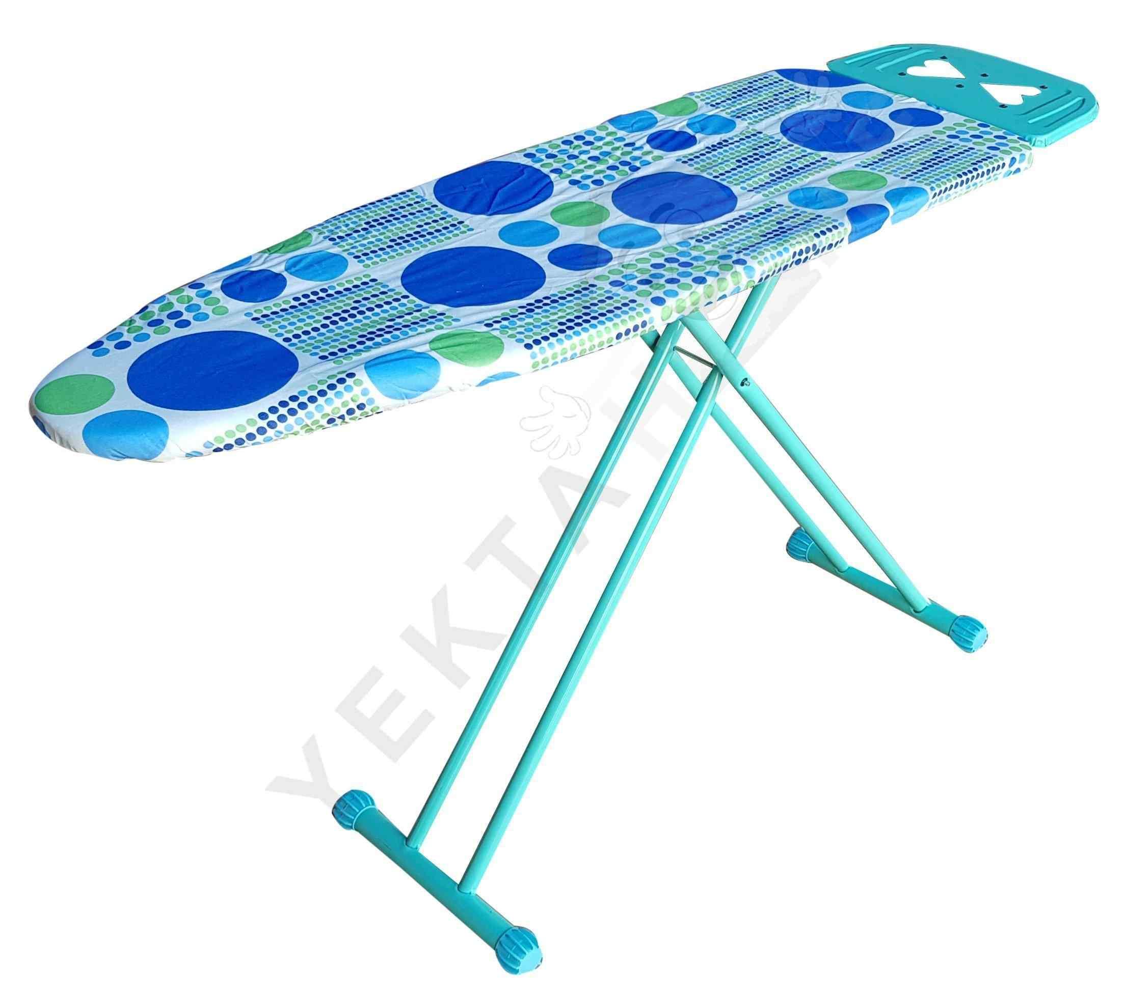 Yekta Home Daily Mint Ütü Masası Mavi Renk