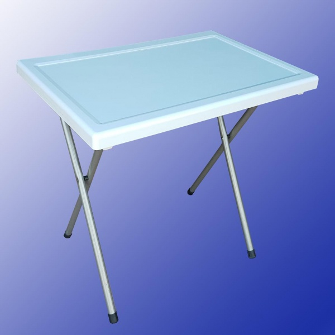Beco Katlanabilir Kamp Sandalyesi ve Masa Seti Lila 4+1