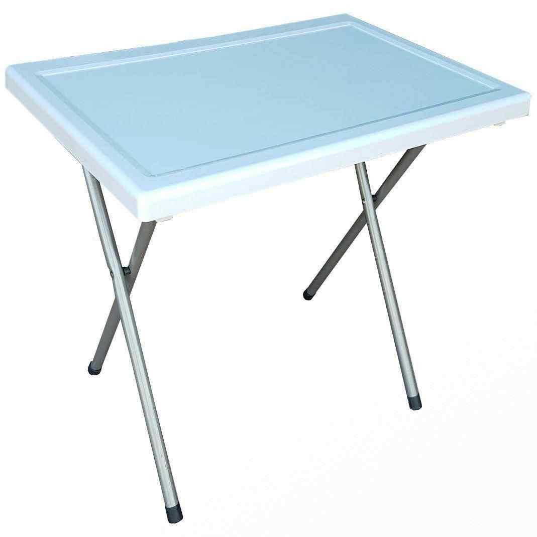 Starlüx Piknik Sandalye Masa Seti 42x60 Masa Ve 2li Kamp Sandalyesi Gri